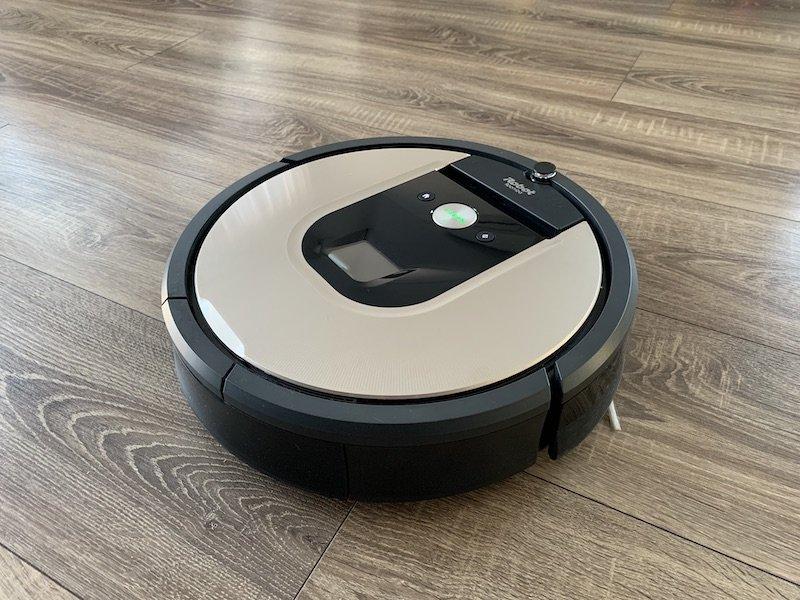 iRobot Roomba 976 - recenzovaný robotický vysavač