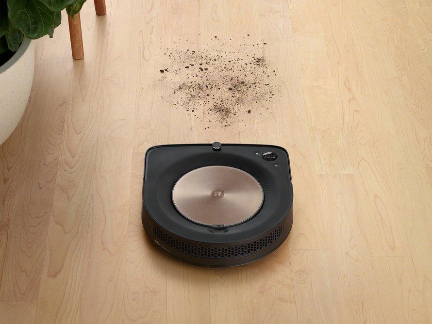 iRobot Roomba s9 + WiFi - Dirt Detect