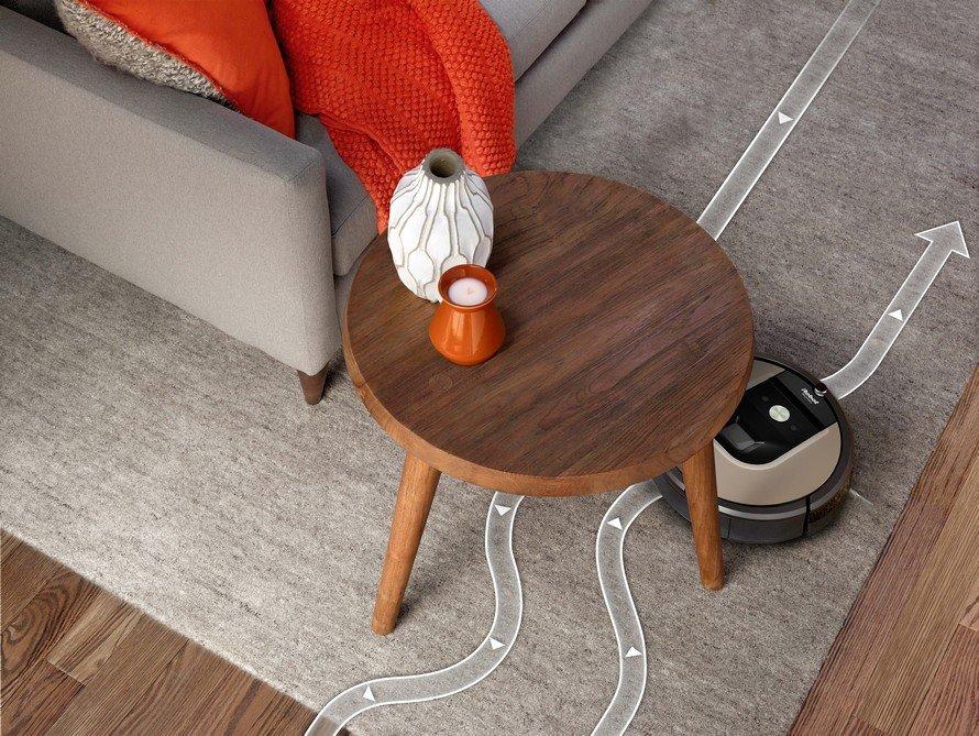 Jízdní pruhy Roomba 976