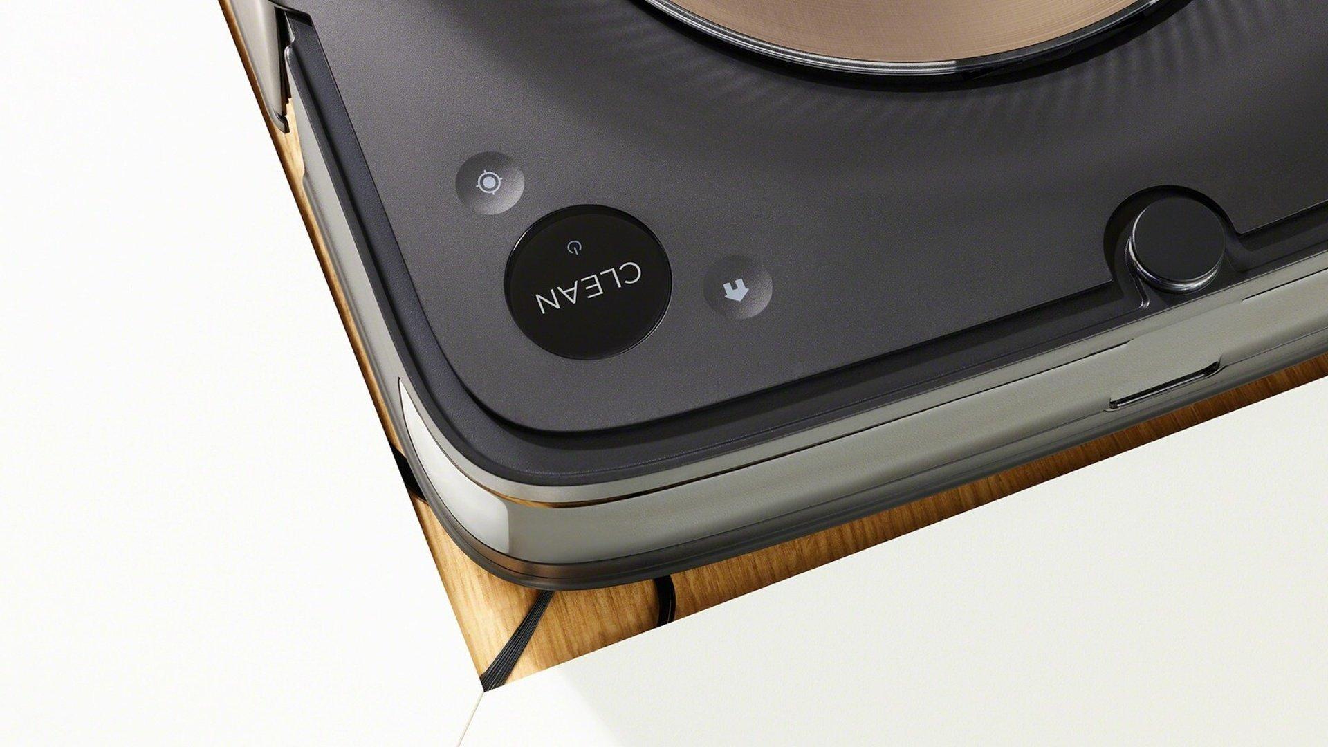 robotický vysavač iRobot Roomba s9 + WiFi - rohový kartáček