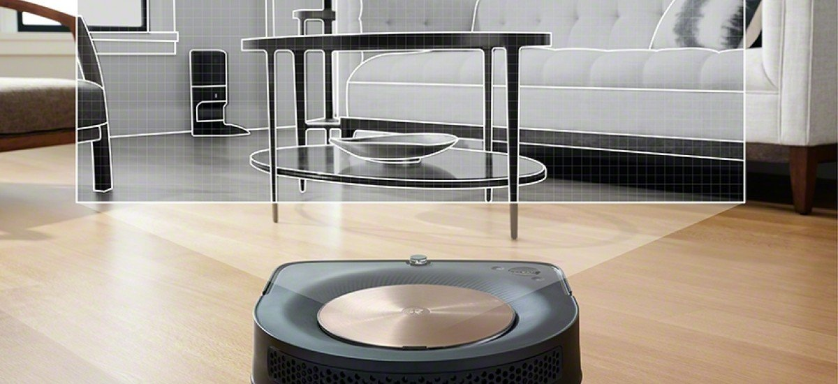 Robotický vysavač iRobot Roomba s9 + WiFi - navigace vSLAM
