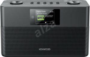 KENWOOD CR-ST80DAB-B černé – Rádio   Alza.cz