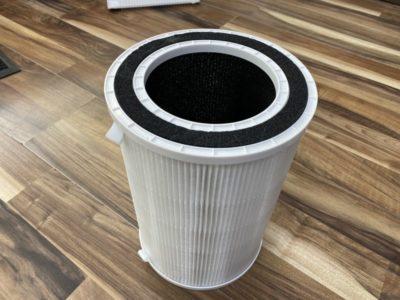 Hepa filtr do čističky vzduchu