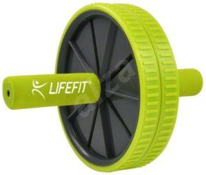 Lifefit Exercise wheel Duo – Posilovací kolečko | Alza.cz