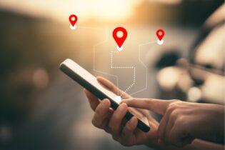 GPS lokátor