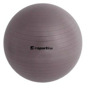 Gymnastický míč inSPORTline Top Ball 55 cm – tmavě šedá