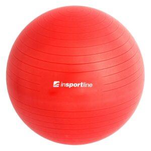 Gymnastický míč inSPORTline Top Ball 75 cm – červená