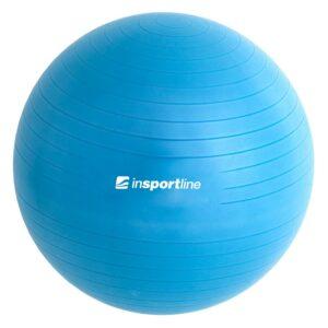Gymnastický míč inSPORTline Top Ball 85 cm – modrá