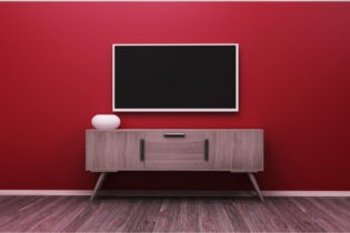 TV stolek inspirace